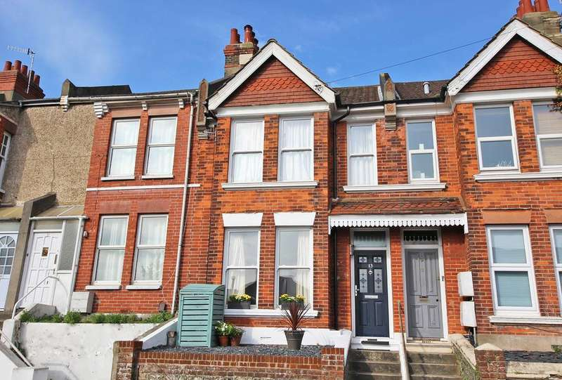 3 Bedrooms Terraced House for sale in Stanmer Park Road, Brighton BN1
