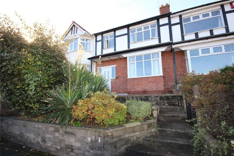 3 Bedrooms Terraced House for sale in Wellington Hill West, Henleaze, Bristol, BS9