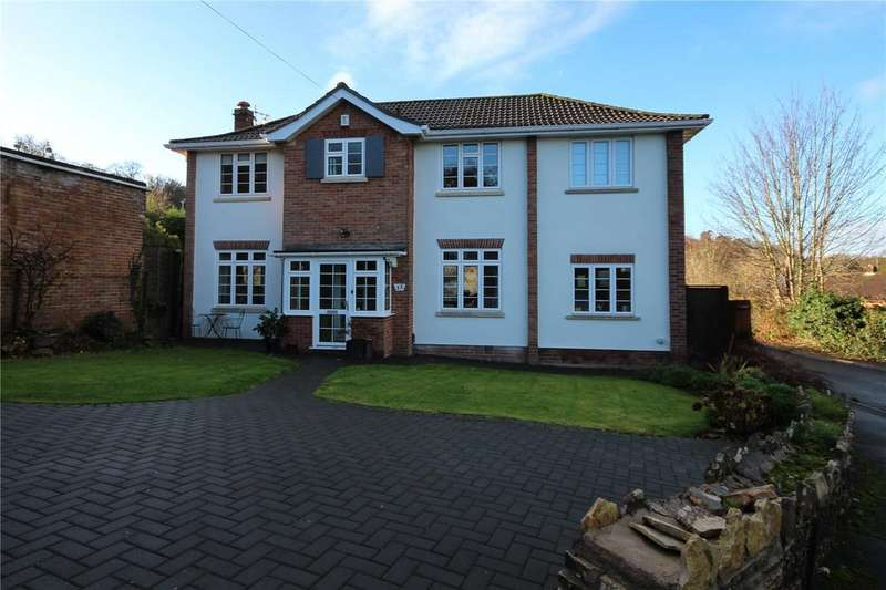 4 Bedrooms Detached House for sale in Didsbury Close, Henbury, Bristol, BS10