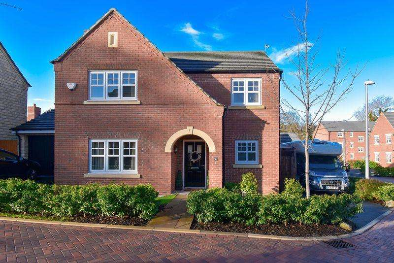 4 Bedrooms Detached House for sale in Daneside Close, Congleton
