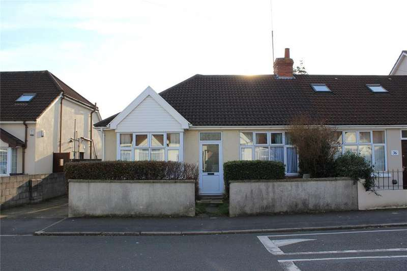 2 Bedrooms Bungalow for sale in Northville Road, Northville, Bristol, BS7