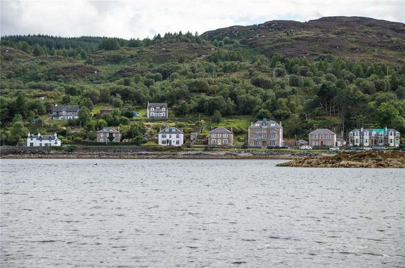 2 Bedrooms Penthouse Flat for sale in Penthouse Apartment, Columba House, Pier Road, Tarbert, Argyll and Bute, PA29