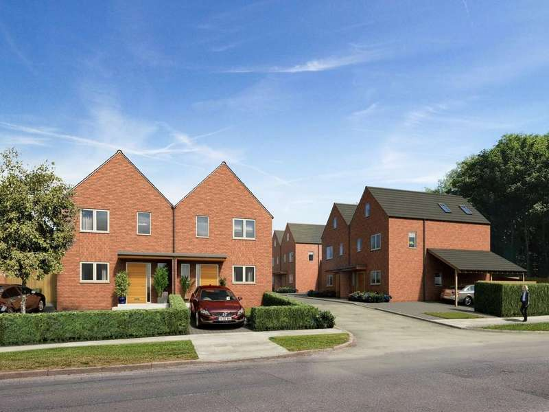 4 Bedrooms Detached House for sale in Millbrook, Hersey Road, Caistor