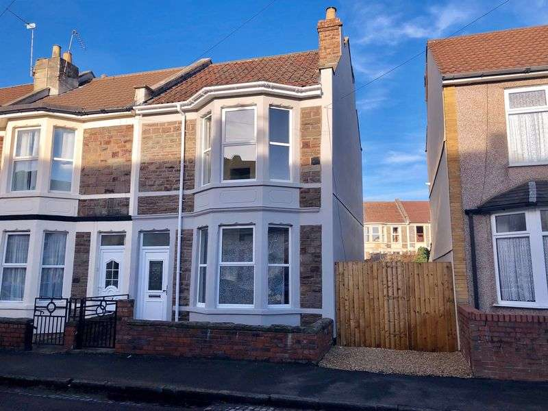 Property for sale in Hill Street St. George, Bristol
