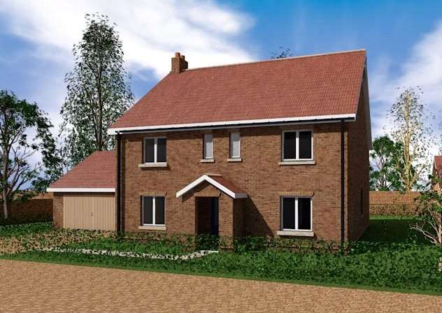 4 Bedrooms Detached House for sale in Culmstock Road, Hemyock, Devon, EX15