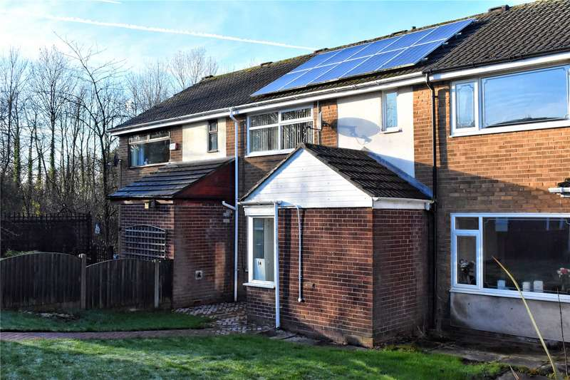 2 Bedrooms Terraced House for sale in Welbeck Close, Milnrow, Rochdale, OL16