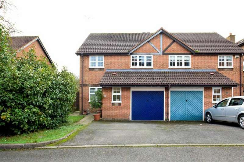 4 Bedrooms Semi Detached House for sale in Rufus Isaacs Road, Caversham, Reading