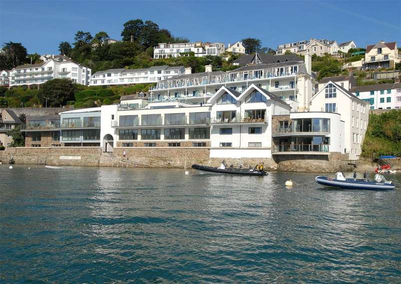 4 Bedrooms Terraced House for sale in Cliff Road, Salcombe, Devon