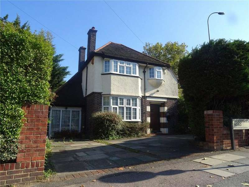 4 Bedrooms Detached House for sale in Woodyates Road, London, SE12