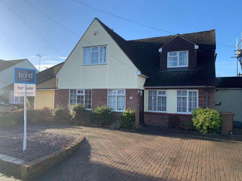 4 Bedrooms Detached House for sale in Chignal Road, Chelmsford, CM1