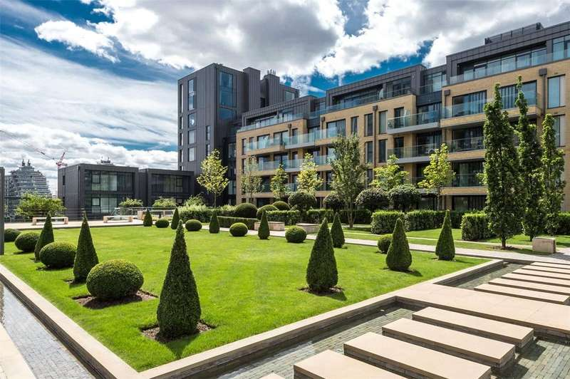 3 Bedrooms Flat for sale in Ravensbourne Apartments, 5 Central Avenue, London, SW6