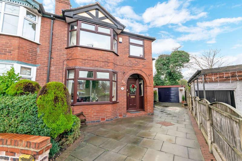 4 Bedrooms Semi Detached House for sale in Limetree Avenue, Padgate, Warrington