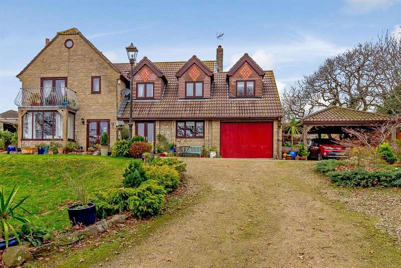 5 Bedrooms Detached House for sale in Valley Road, Portishead, North Somerset , BS20 8JZ