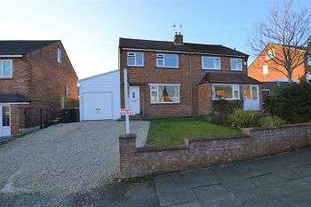 3 Bedrooms Semi Detached House for sale in Coniston Road, Blackrod, BL6 5DW