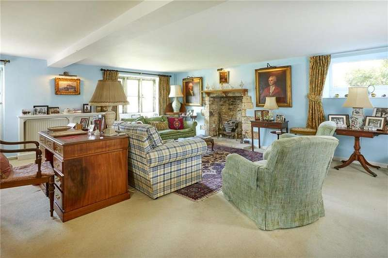 5 Bedrooms Detached House for sale in Cold Aston, Cheltenham, GL54
