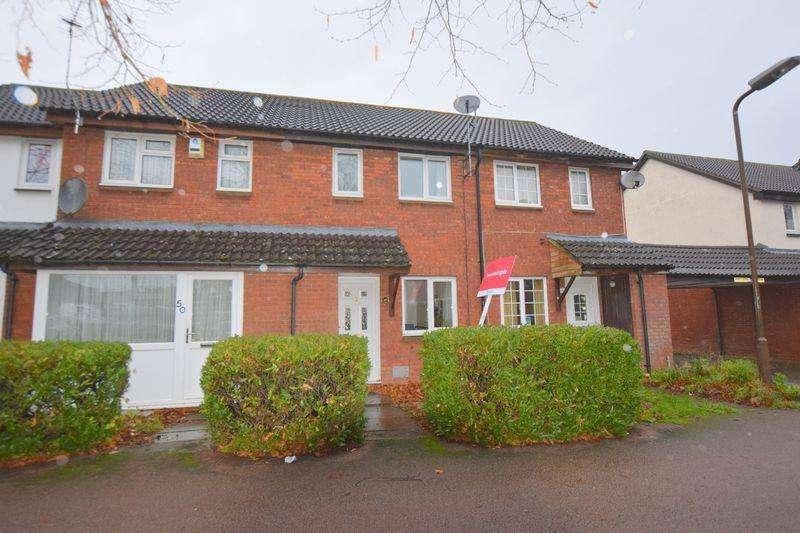 2 Bedrooms Terraced House for sale in Field Lane, Greenleys, Milton Keynes