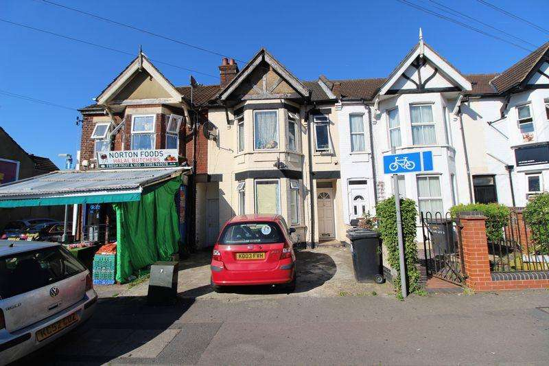 4 Bedrooms Terraced House for sale in TWO, 2 bedroom flats with the FREEHOLD on Marsh Road