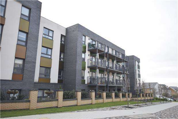 2 Bedrooms Flat for sale in Cheswick Court, Long Down Avenue, Stoke Gifford, Bristol, BS16 1UJ