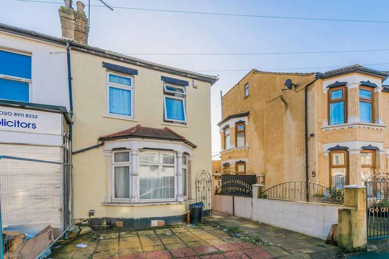 3 Bedrooms Detached House for sale in Roman Road, Ilford, IG1