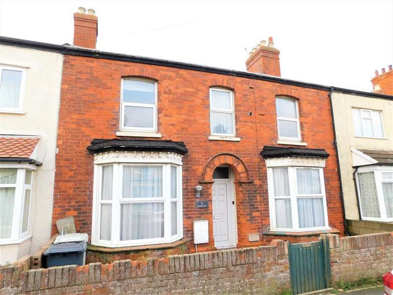 4 Bedrooms Terraced House for sale in Fitzwilliam Street, Mablethorpe, LN12 1AA