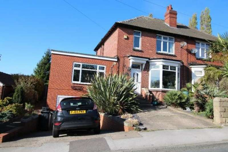 4 Bedrooms Semi Detached House for sale in Westfield Road, Parkgate
