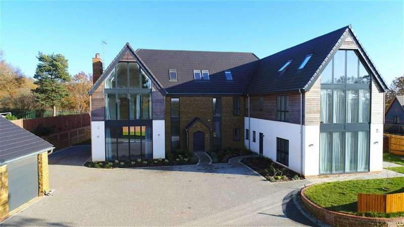 9 Bedrooms Detached House for sale in Wootton Hill Farm