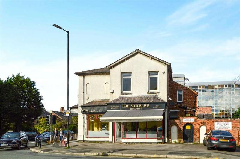 3 Bedrooms End Of Terrace House for sale in Manchester Road, Altrincham, Greater Manchester, WA14