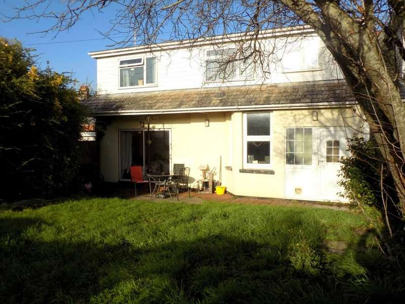 4 Bedrooms Semi Detached House for sale in Madeira Villas, Exmouth
