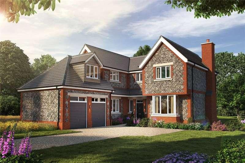 5 Bedrooms Detached House for sale in Lakenheath Hall Park, Gentle Rise, Lakenheath, IP27