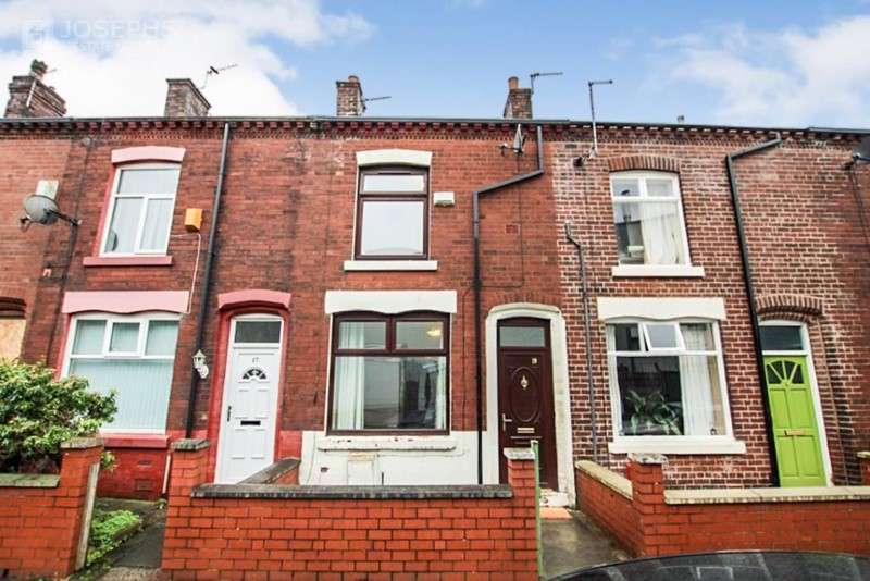 3 Bedrooms Property for sale in Minnie Street, Bolton, Greater Manchester, BL3 4EF