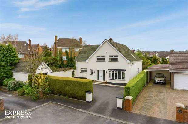 5 Bedrooms Detached House for sale in Mallard View, Newtownards, County Down