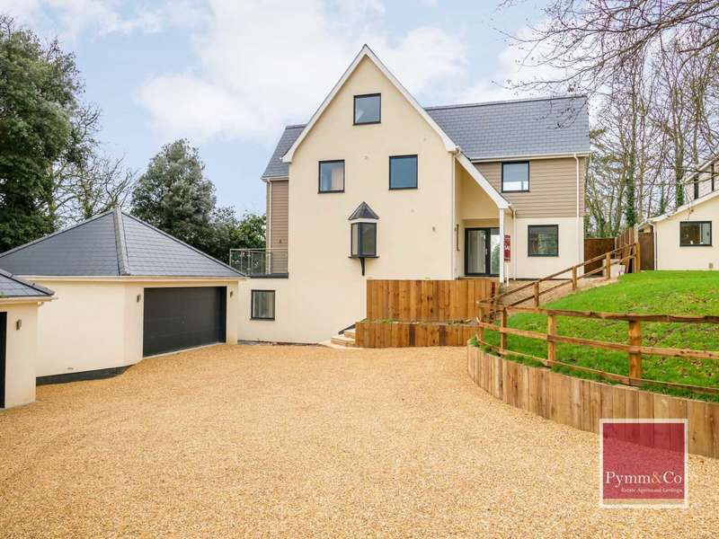 5 Bedrooms Detached House for sale in Station New Road,Brundall.