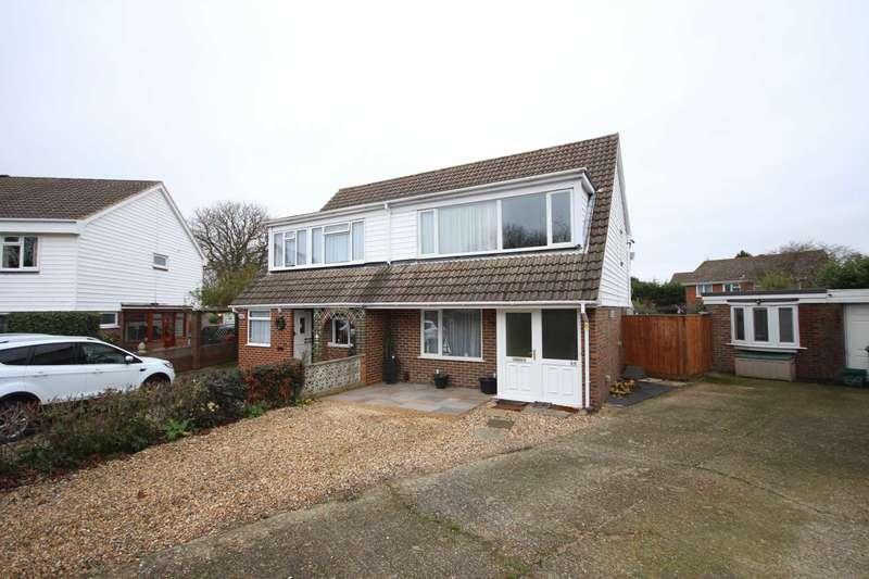3 Bedrooms Semi Detached House for sale in Staplehurst, Bracknell