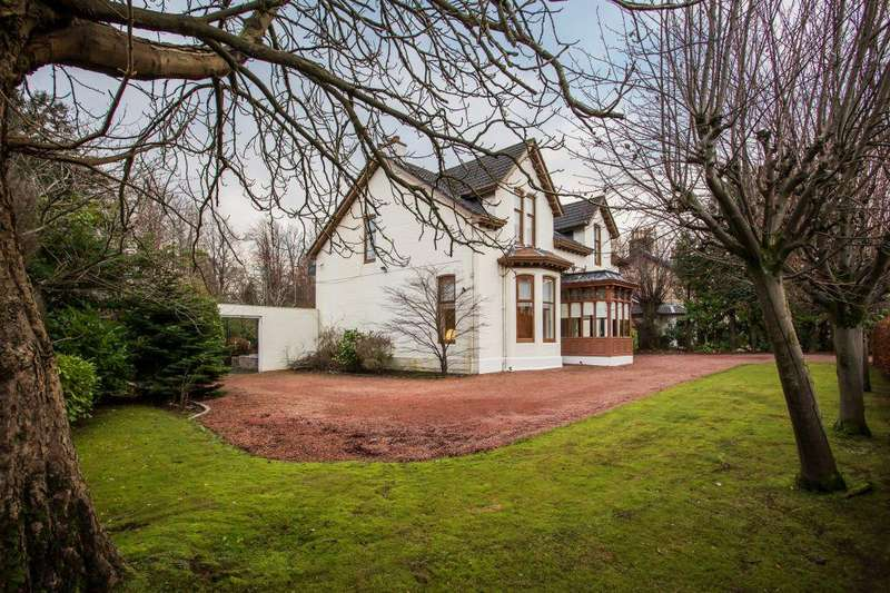 4 Bedrooms Detached House for sale in 103 Corsebar Road, Paisley, PA2 9PY