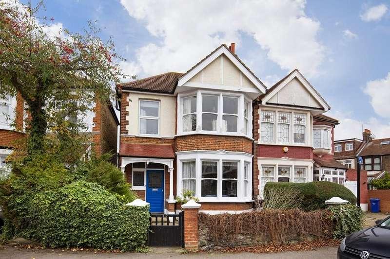3 Bedrooms Semi Detached House for sale in Belgrave Road, Wanstead