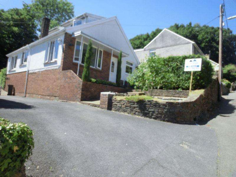 5 Bedrooms Detached House for sale in Glynmeirch Road, Swansea