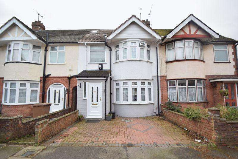 5 Bedrooms Terraced House for sale in Grosvenor Road, Luton