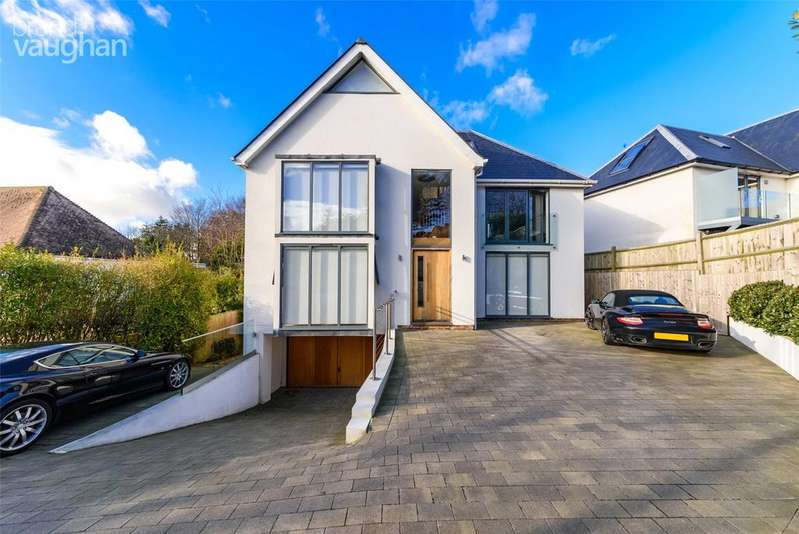 5 Bedrooms Detached House for sale in Woodland Drive, Hove, East Sussex, BN3