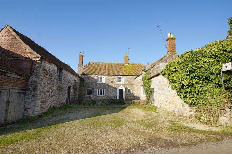 4 Bedrooms Farm House Character Property for sale in Badgers Lane, Almondsbury