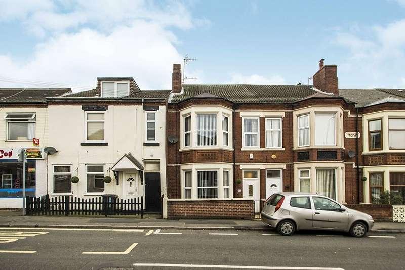 4 Bedrooms Property for sale in Station Road, Ilkeston, DE7