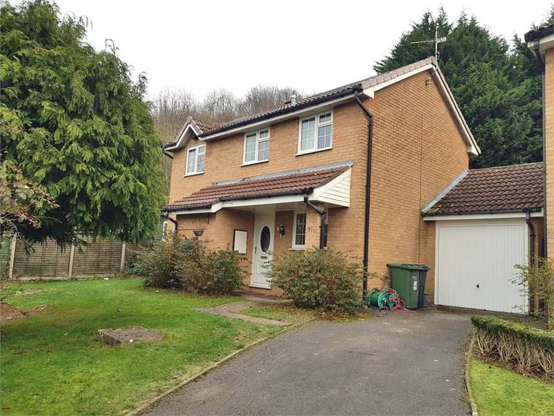 4 Bedrooms Detached House for sale in Rosedale Ave, Stonehouse