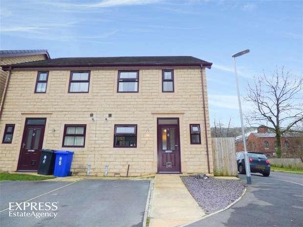 3 Bedrooms Semi Detached House for sale in Bridgewood Close, Rossendale, Lancashire