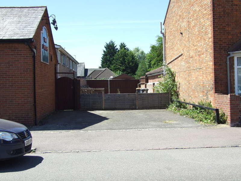 Land Commercial for sale in Land Between 13-15 Margetts Road, Kempston, Bedford, MK42