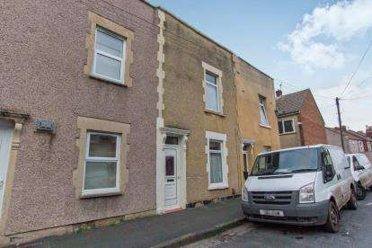 2 Bedrooms Terraced House for sale in Midland Terrace, Fishponds, Bristol