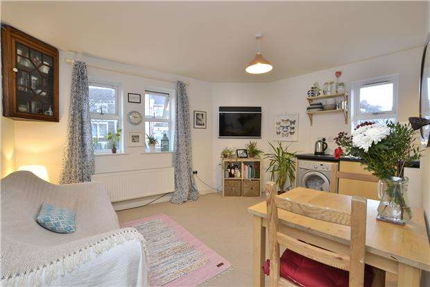2 Bedrooms Flat for sale in Sevier Street, St Werburghs, Bristol, BS2 9QS
