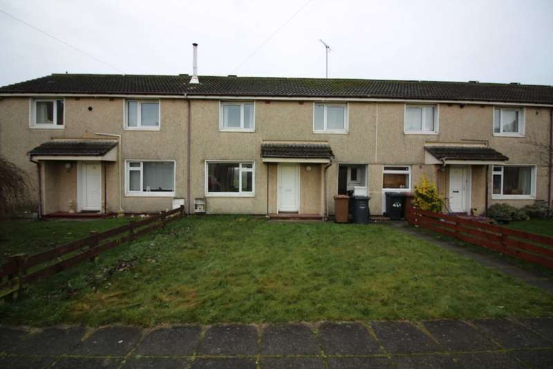 2 Bedrooms Terraced House for sale in Dundonald Crescent, Irvine