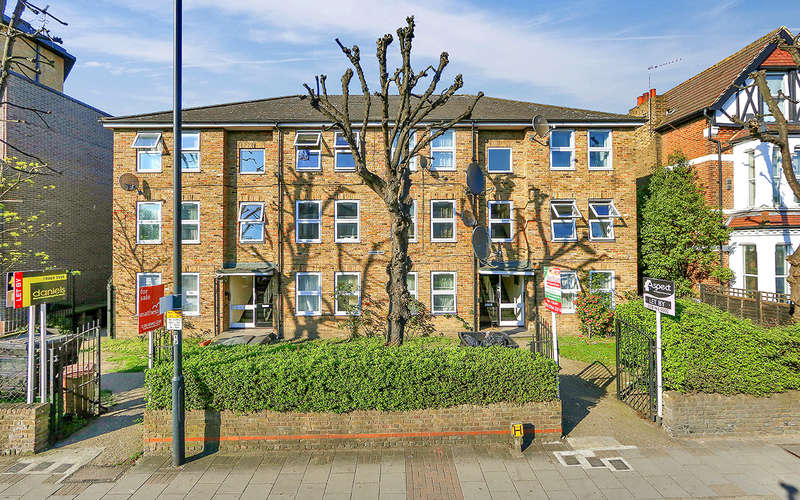 1 Bedroom Flat for sale in Lillistone Court, 27-29 Craven Park, Harlesden