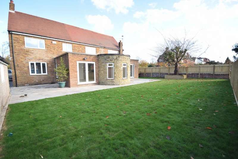 4 Bedrooms Detached House for sale in Ellers Avenue, Bessacarr