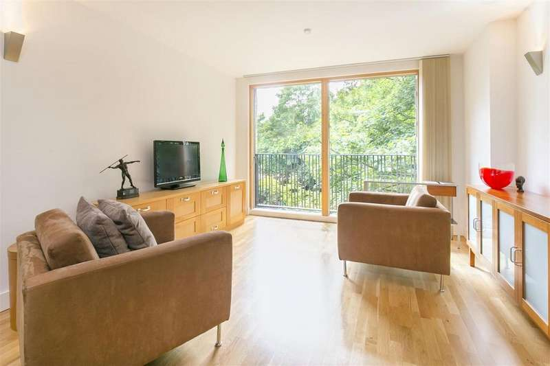 2 Bedrooms Flat for sale in Bennets Courtyard, Watermill Way, Colliers Wood, SW19