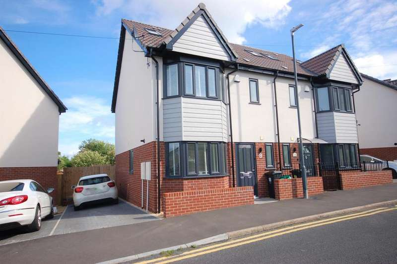 4 Bedrooms Semi Detached House for sale in Colston Street, Soundwell, Bristol, BS16 4PF